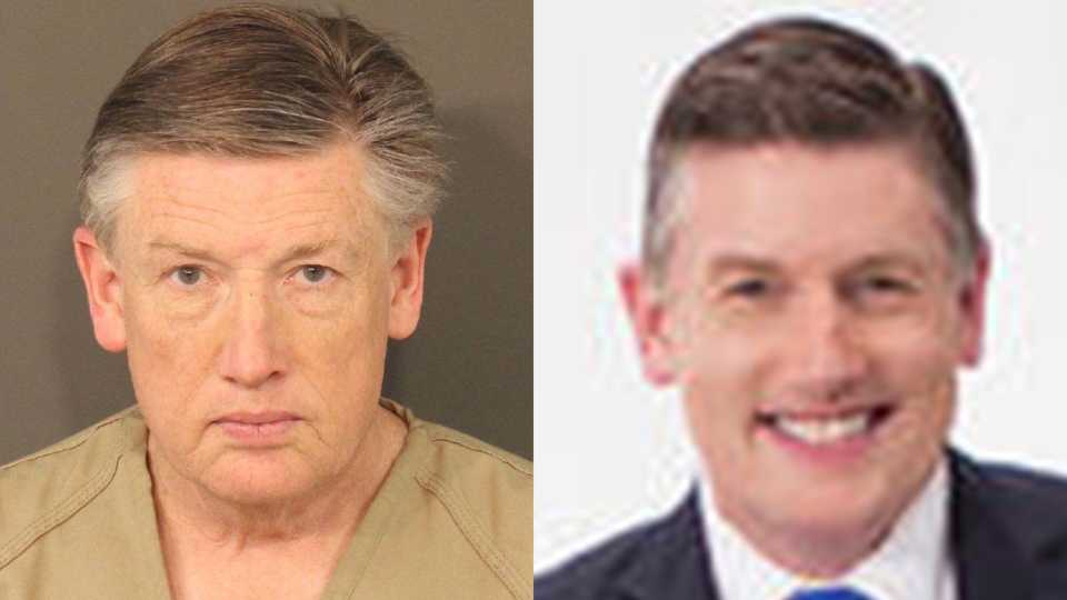 Columbus meteorologist Mike Davis charged with child porn