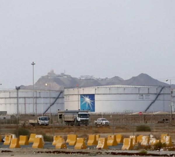 North Jiddah bulk plant
