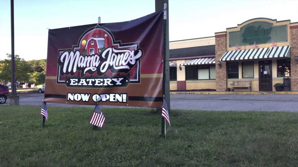Former Perkins restaurants in Neshannock Township and Greenville open under new name, Mama Jane's
