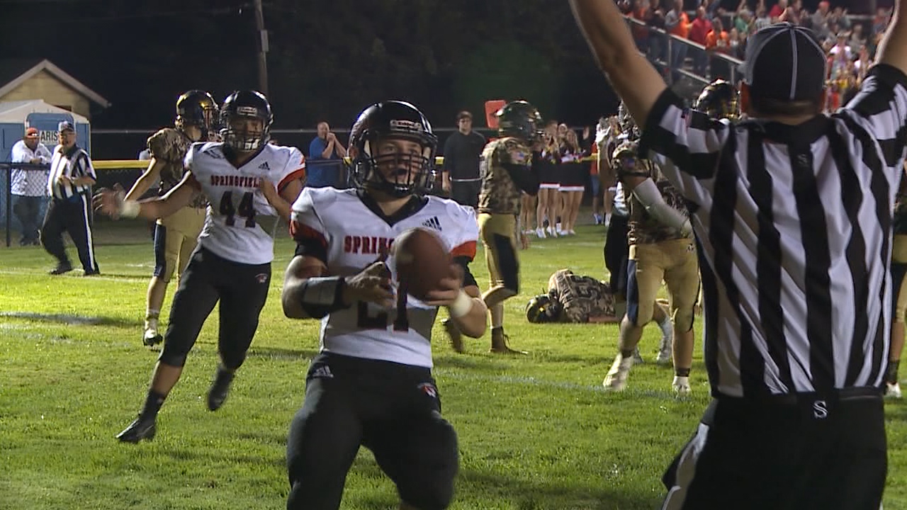 Sports Team 27 counts down the top plays from the Week 2 matchups across the Valley