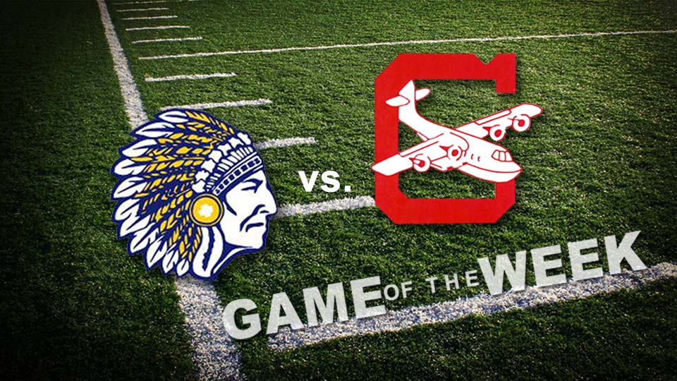 Southern Local vs. Columbiana Clippers, High School Football Game of the Week.