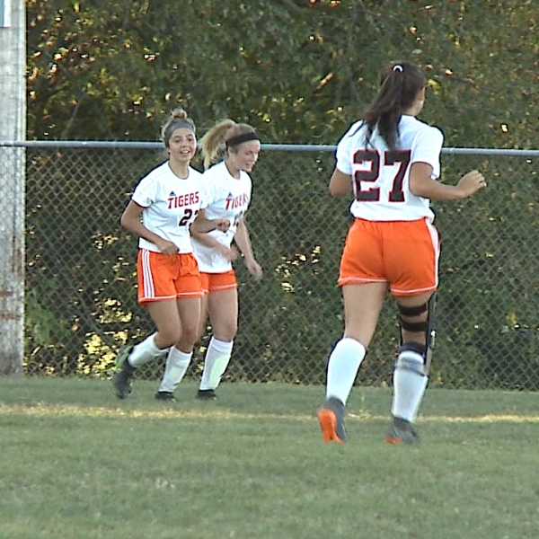 The Tigers beat Crestview, 5-1 Wednesday to keep their perfect record intact.