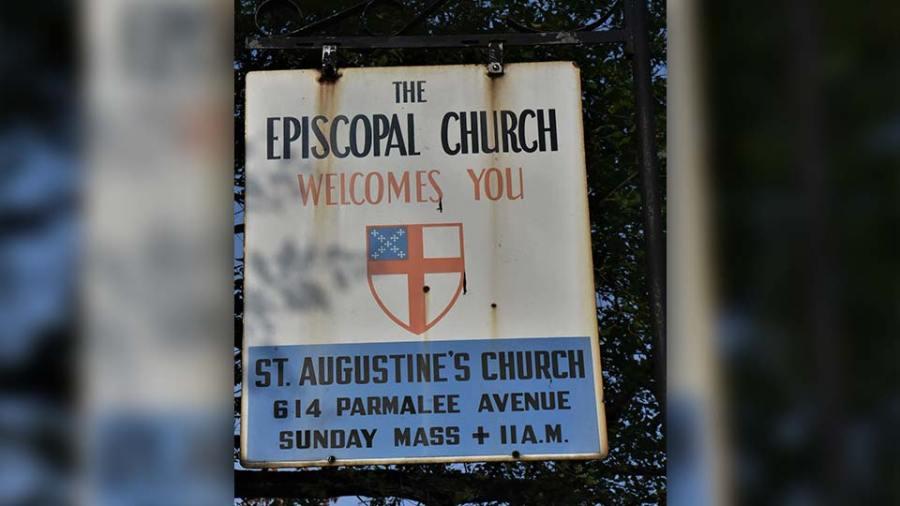 St. Augustine Church.