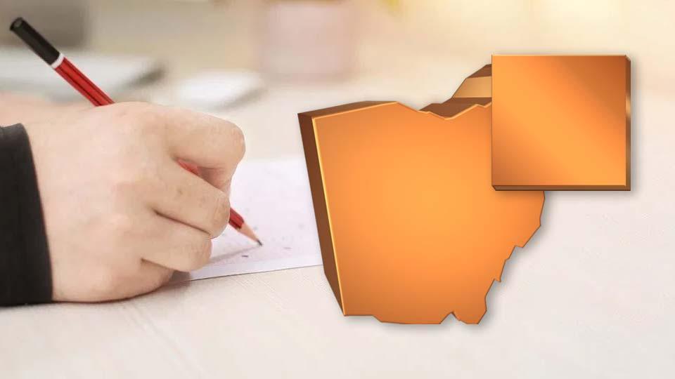 Trumbull County, Ohio, report card.