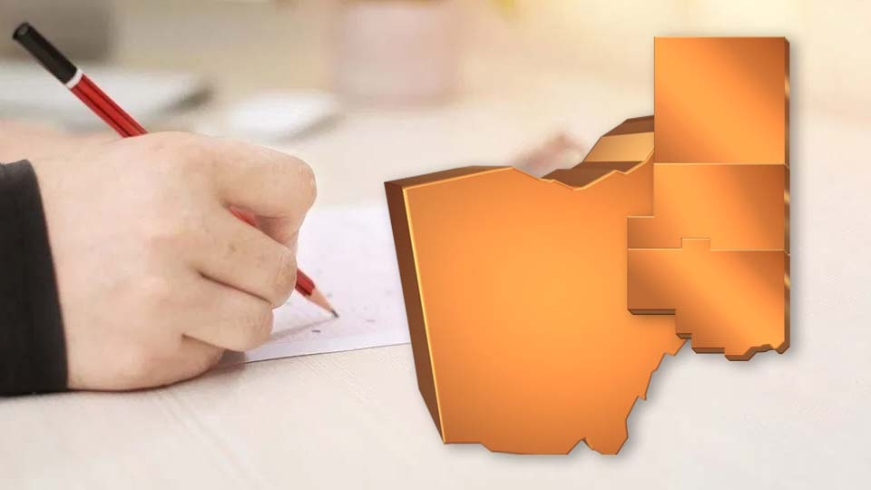 Trumbull, Mahoning and Columbiana County, Ohio, report cards.