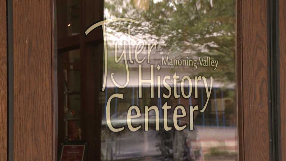 Tyler History Center in Downtown Youngstown.