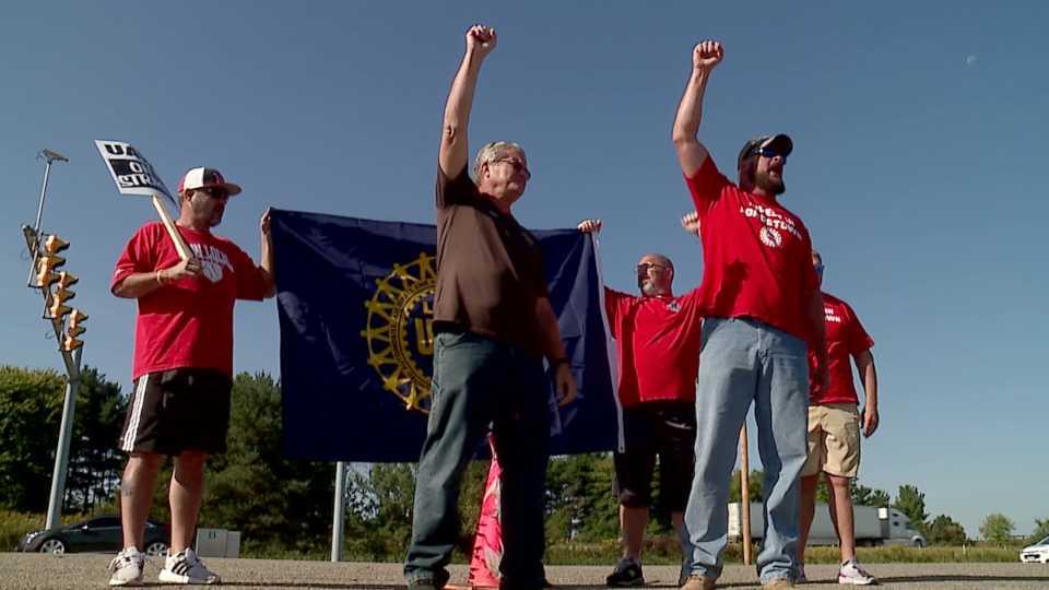 UAW GM Lordstown strike