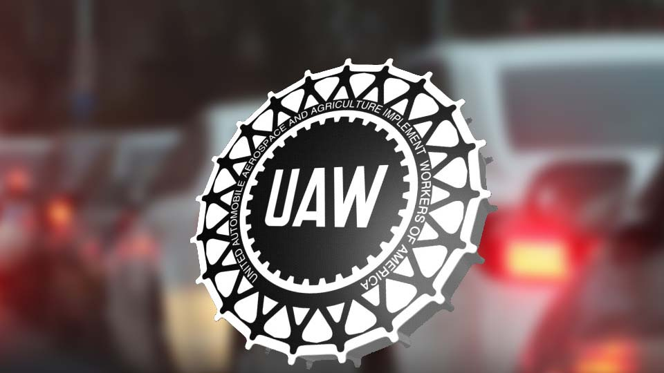 UAW United Auto Workers logo
