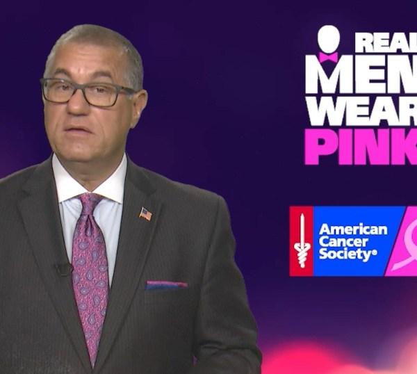 Gerry ACS Real Men Wear Pink