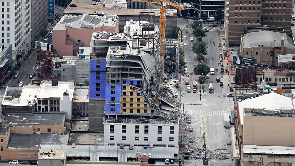 New Orleans Hard Rock Hotel