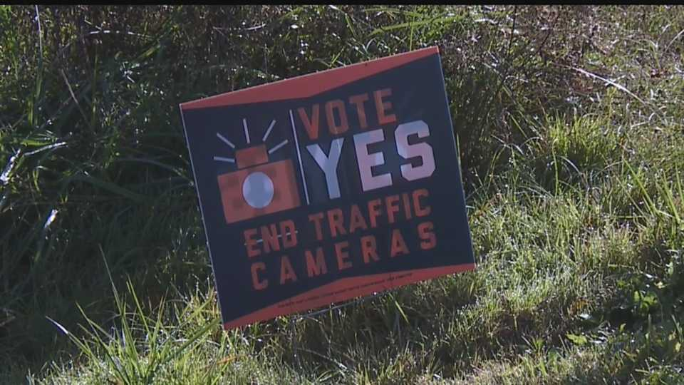 Speed camera vote in East Liverpool