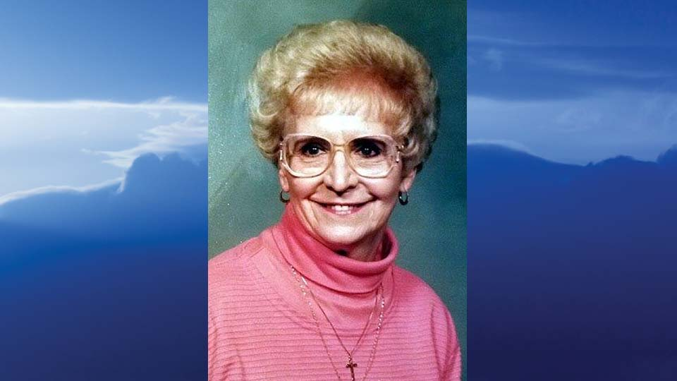 Anne Hingel, Youngstown, Ohio-obit