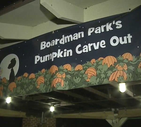 Boardman Park Halloween events