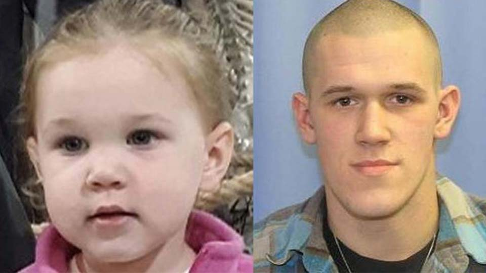 Dawyson Marie Wright, missing toddler found safe.