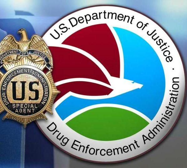 DEA generic arrest