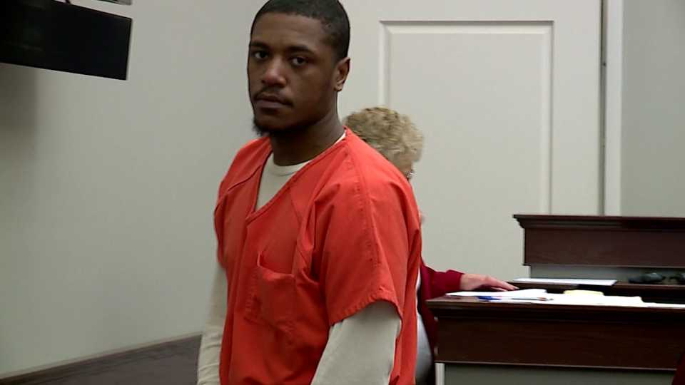 Eddie Robinson, charged in Sharon shooting death