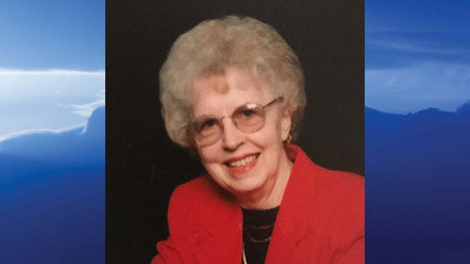 Evelyn F. Robinson, Poland, Ohio - obit
