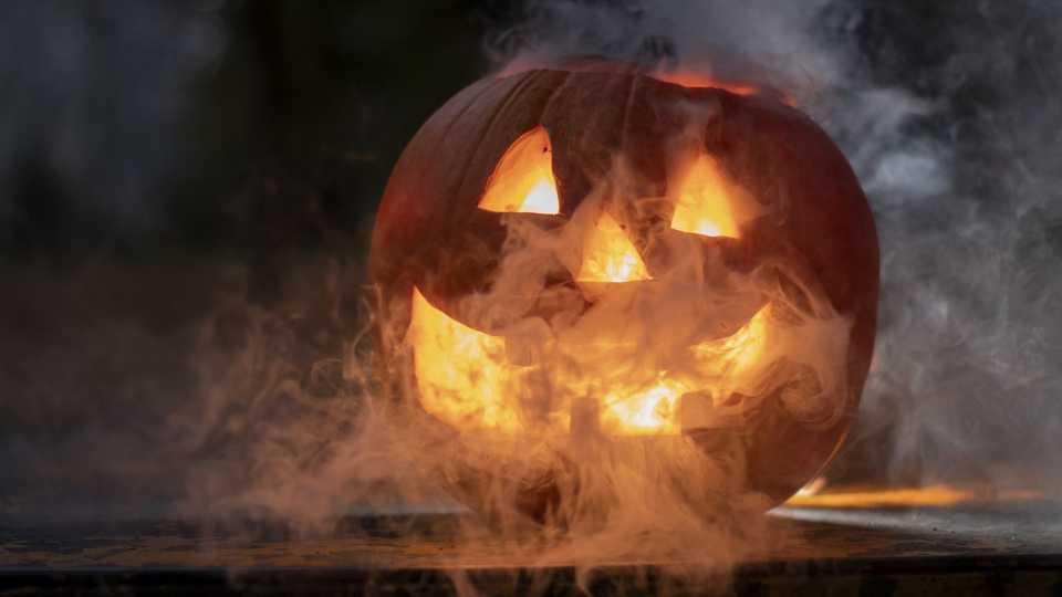 Halloween, Jack o' lantern