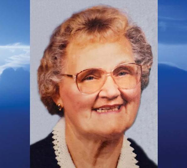 M. Margaret (Rowedda) Smith, Salem, Ohio - obit