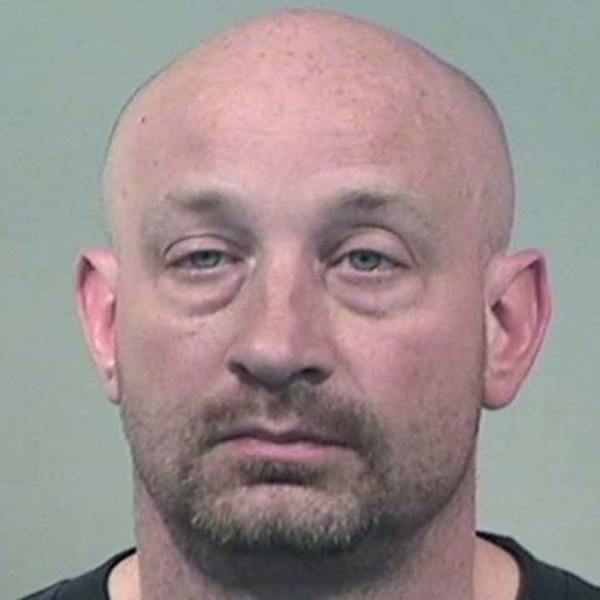 Mark William Thompson, charged with two counts of rape and one count of gross sexual imposition.