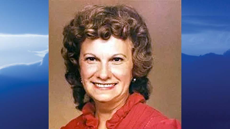 Mary Lou Robinson, Vernon, Ohio-obit