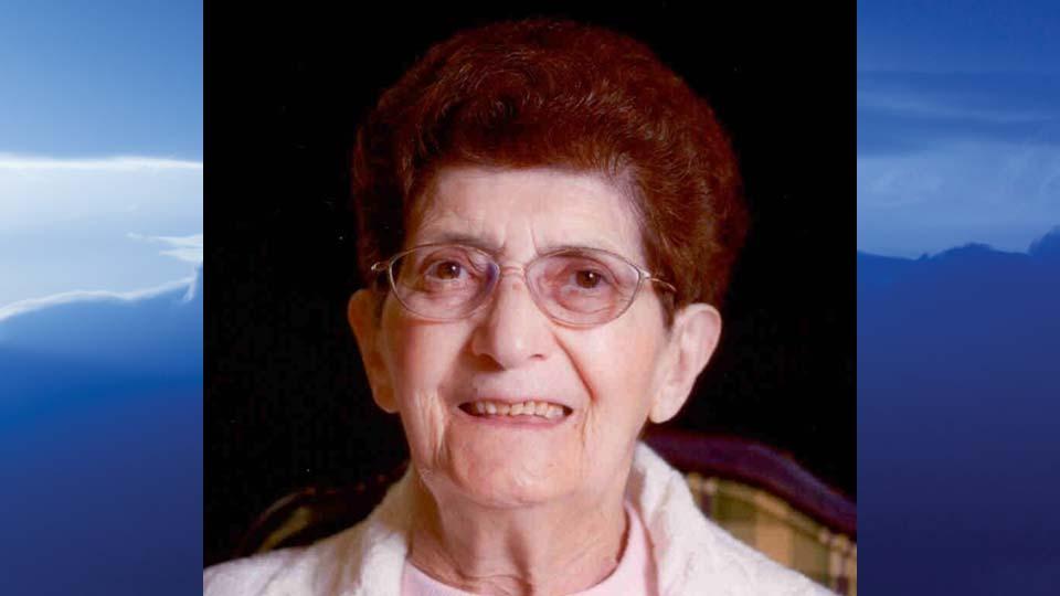 Olga (Perazza) Fortini, Youngstown, Ohio - obit