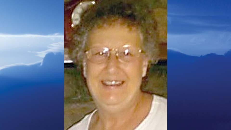 Patricia Sue Carpenter, Columbiana, Ohio-obit