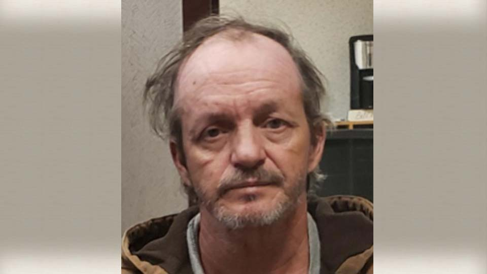 Paul Douglas Scott is charged with failing to register as a sex offender in Campbell, Ohio