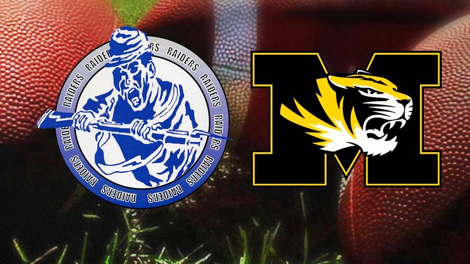 Reynolds Raiders vs. Maplewood (PA) Tigers football