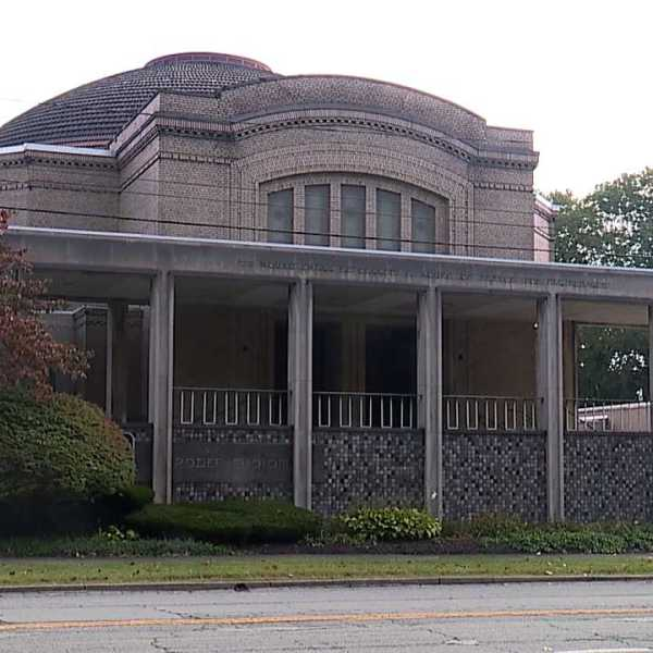 Rodef Sholom synagogue, Youngstown