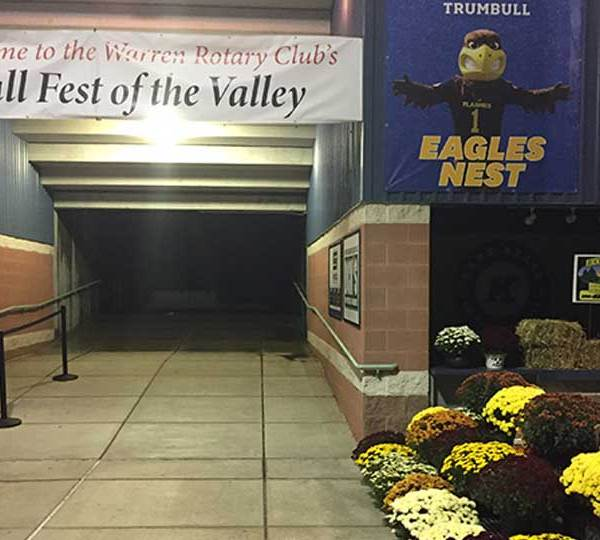 The Warren Rotary Club is hosting its annual Fall Fest.