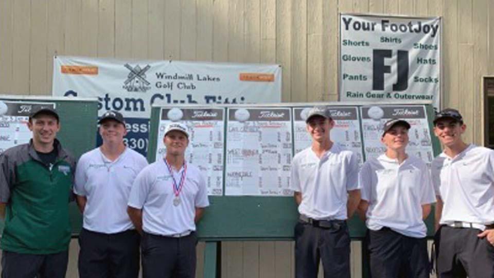 West Branch Boys Golf