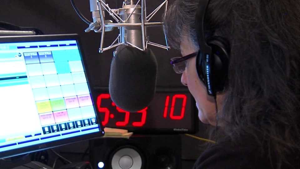 WYSU radio station at YSU celebrates its golden anniversary.