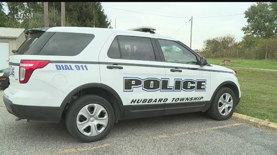 Hubbard Township Police cruiser