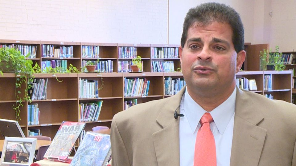 An investigative report alleges that Canfield Superintendent Alex Geordan mislead the school community.