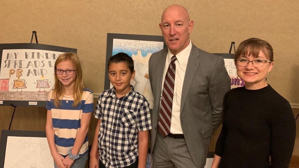 Boardman School winners