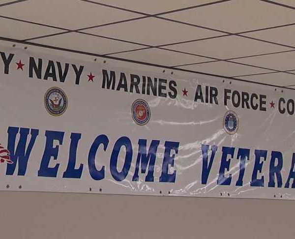 Austintown High School celebrates Veterans Day