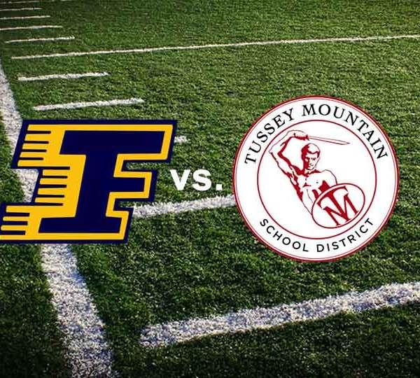 Farrell Steelers vs. Tussey Mountain Titans high school football