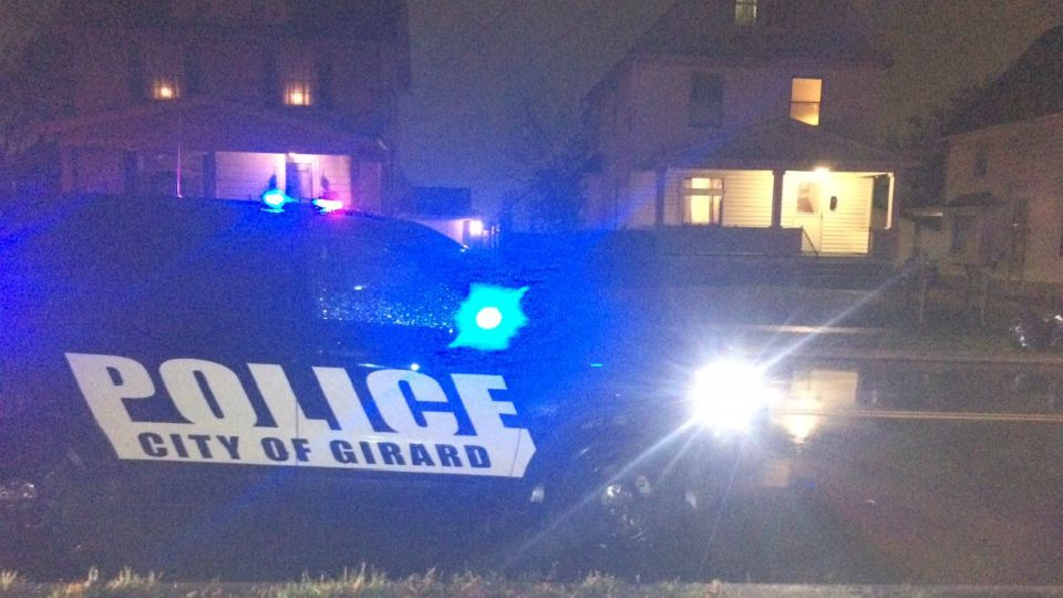 The Trumbull County coroner is investigating a death in Girard.
