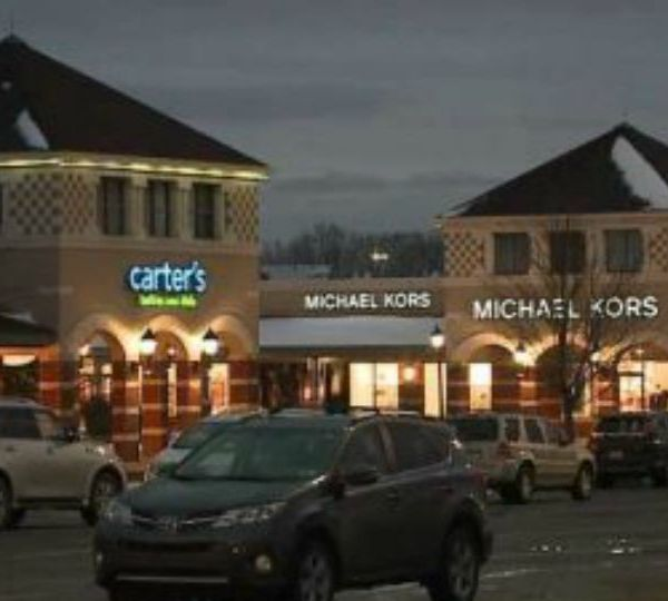 Three women were robbed at gunpoint at the Grove City outlet mall.