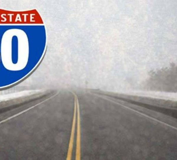 I-80 winter weather