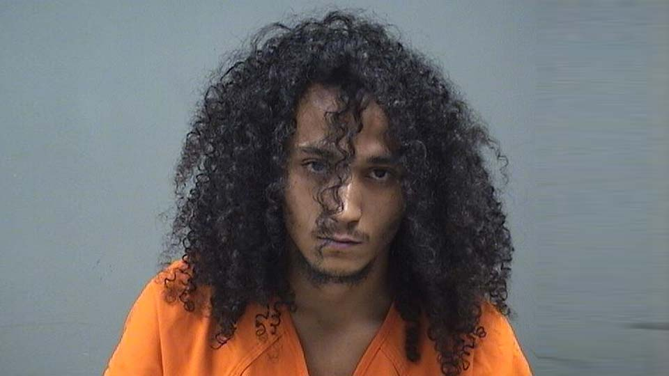 Jose Castro, charged with improperly handling a gun in Youngstown.