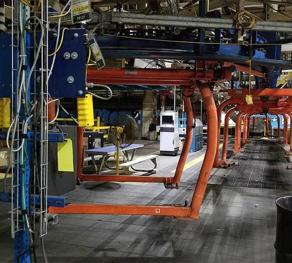 General Motors left nearly every piece of equipment inside its old plant in Lordstown, but it'll take some tweaking so Lordstown Motors Corp. can start work