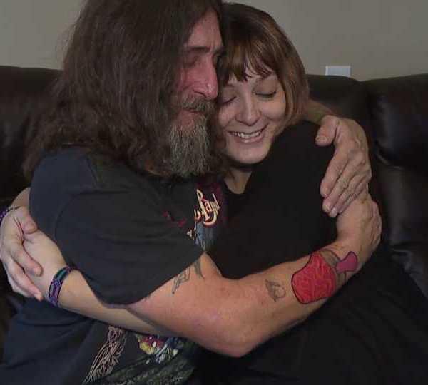 Maggie Coburn, Jack Menichellai, Girard adoption
