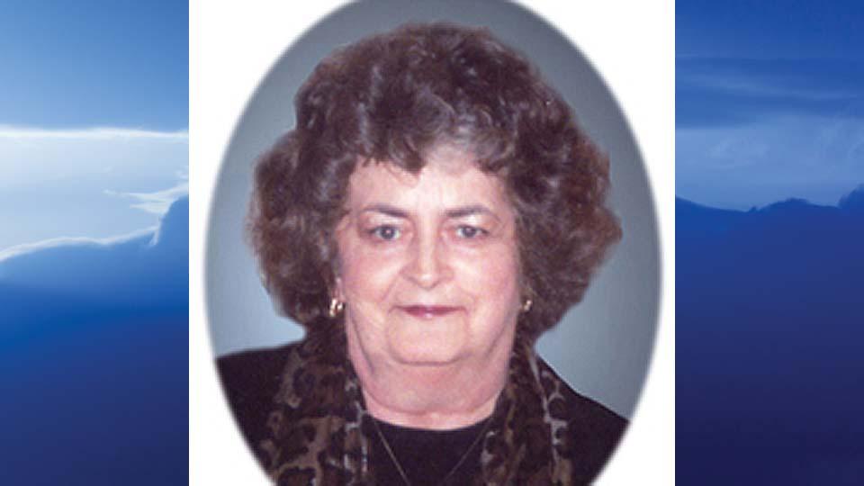 Mary Lou (Pryts) Sakony, Sharon, Pennsylvania-obit