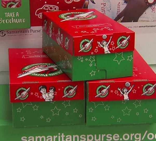 Operation Christmas Child, Samaritan's Purse
