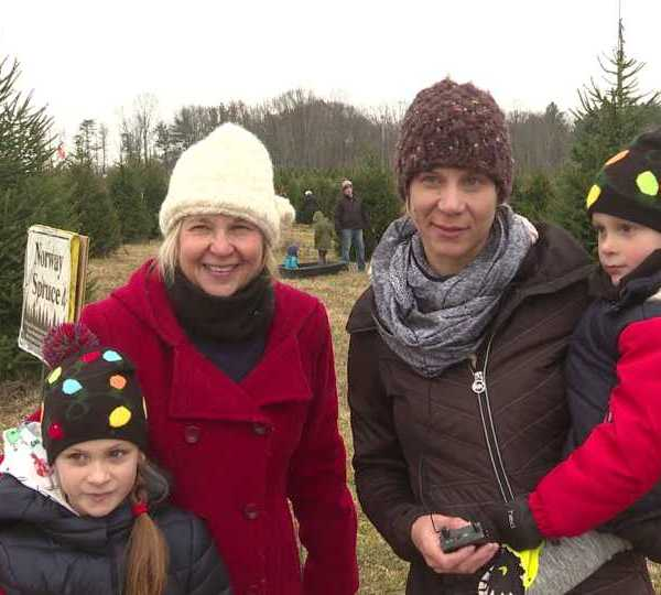 Pioneer Trails Tree Farm, Poland
