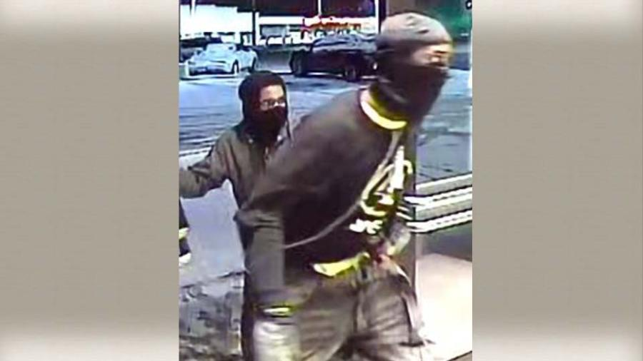 Jared Jewelry Boardman robbery suspects