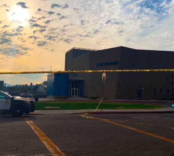Saugus High School shooting, California
