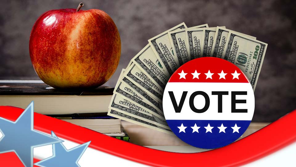 School Levies, Election Day